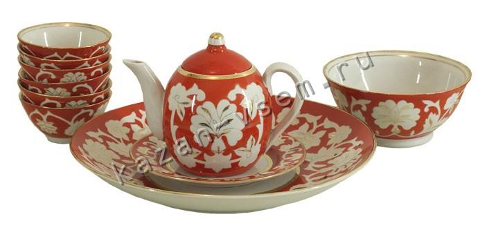 Узбекская посуда (для нашей любимой Чучелки!)