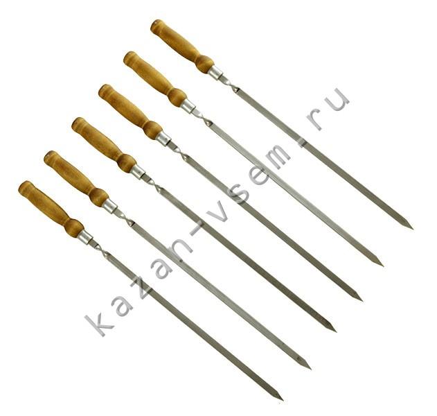 Шампура с ручками своими руками